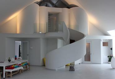 Speciale Moderne Trappen - Van de Coolwijk Trappen