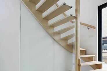 Zwevende Trap Veiligheid : Design trappen van de coolwijk trappen